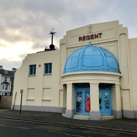 Regent Cinema, Deal