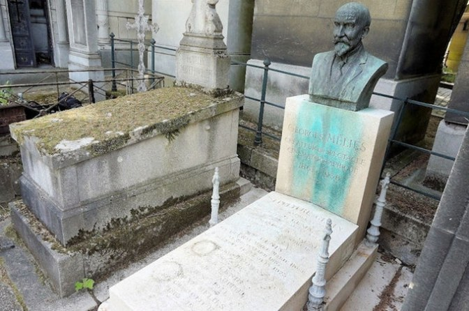 Silent Paris: you can help restore Georges Méliès's grave