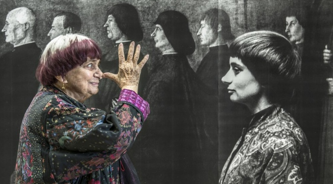 Agnès Varda, 30 May 1928 – 29 March 2019