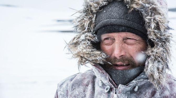 Arctic review: the silent survival film
