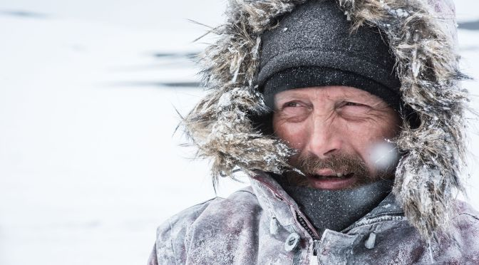 Arctic review: the silent survival film