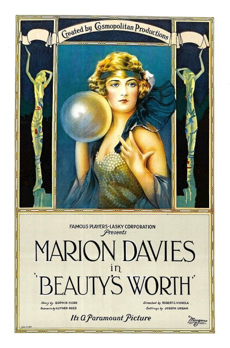 Marion Davies Beauty's Worth (1922)