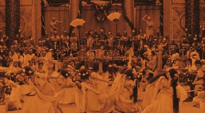 Ancient and modern: how silent cinema animated the classical world