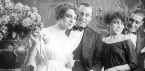 La Maschera e Il Volte (1919)