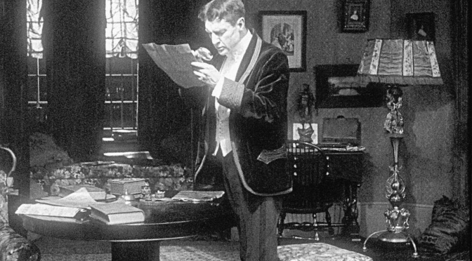 A grand gift for silence: the search for the lost Sherlock Holmes films