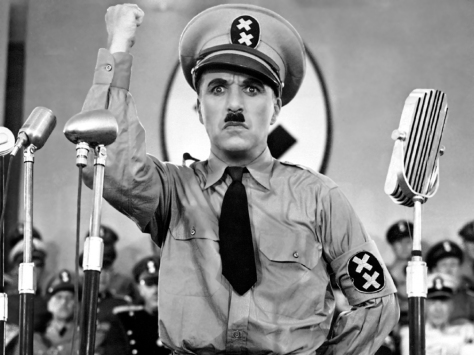 Charlie Chaplin the The Great Dictator (1940)