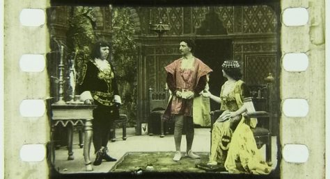 OTELLO (IT 1909) by Gerolamo Lo Savio Credits: National Film Archive of Japan, Tokyo