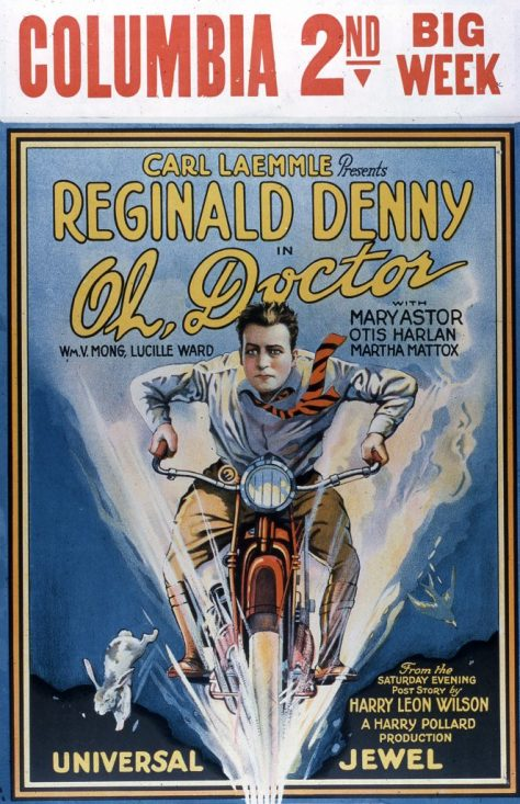 DEN_03_Denny-Universal-Oh-Doctor-1925-Lobby-Poster-662x1024