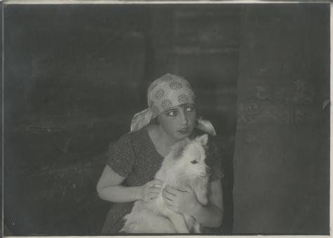 Aksella Luts NOORED KOTKAD [The Young Eagles] (EE 1927) by Theodor Luts Credits: Eesti Rahvusarhiivi Filmiarhiivi, Tallinn