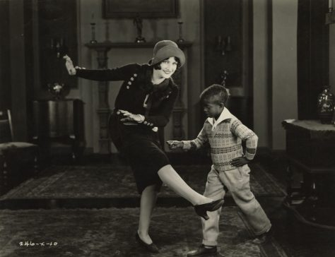 "Joan Crawford dancing the Charleston on-set with ""Jimmy"" SALLY, IRENE AND MARY (US 1925) by Edmund Goulding Credits: Academy of Motion Picture Arts and Sciences – Margaret Herrick Library, Los Angeles"