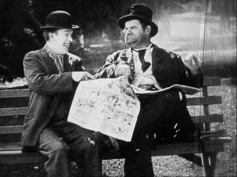 Laurel and Hardy in Duck Soup (1927)