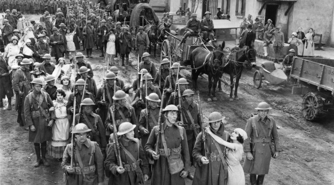 The Big Parade (King Vidor, 1925)