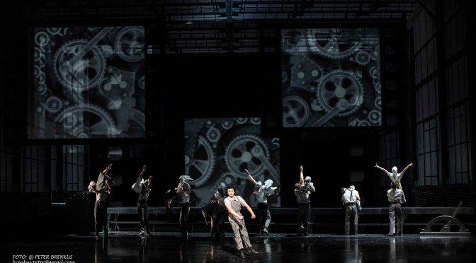 Tulák Chaplin review: a ballet tribute to the Little Tramp