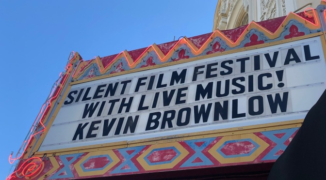 California dreamin': A beginner's guide to the San Francisco Silent Film Festival