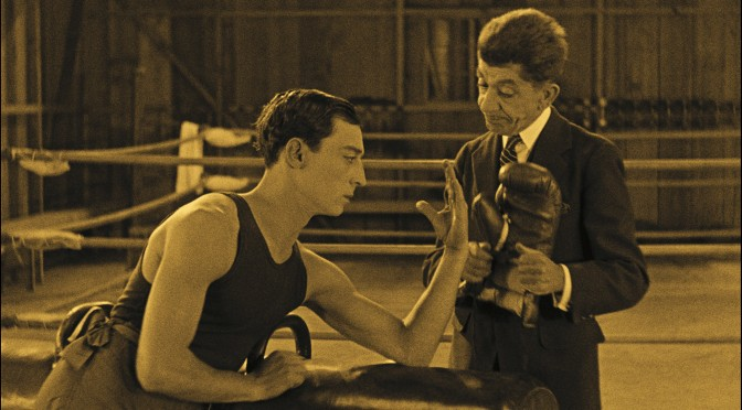 Buster Keaton: 3 Films review: discs the doctors would order
