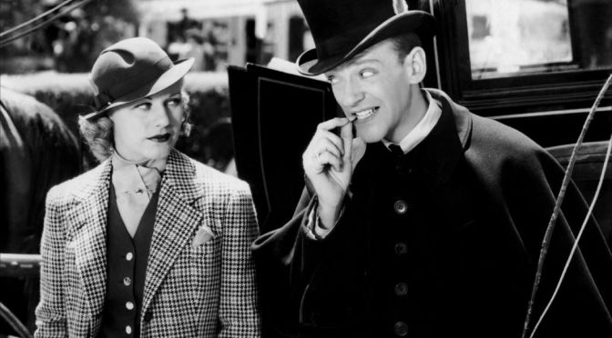 Top Hat (1935): Fred and Ginger disturb the peace
