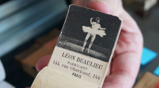 Discovering lost films in fin-de-siècle flipbooks: Léon Beaulieu and Georges Méliès