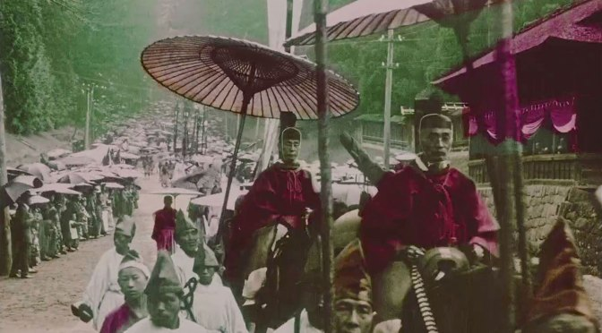 London Film Festival review: Around Japan With a Movie Camera