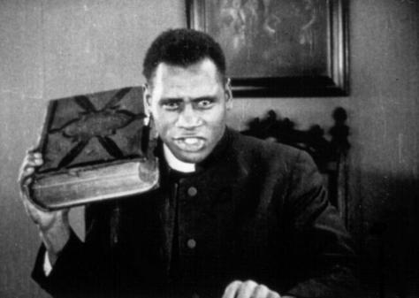 Paul Robeson in Body and Soul (Oscar Micheaux, 1925)