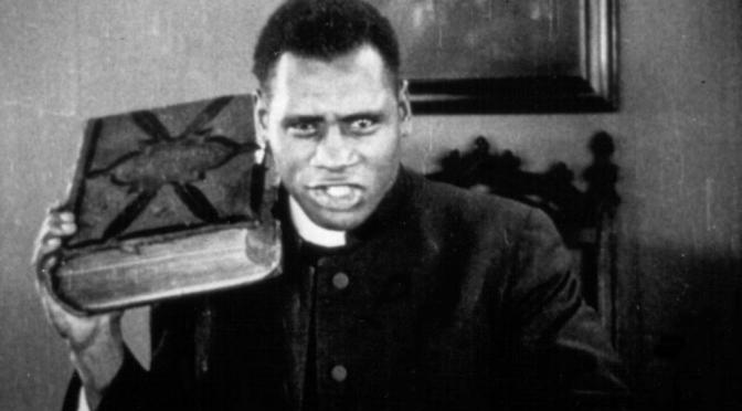 Neil Brand on Oscar Micheaux: an audience for Body and Soul